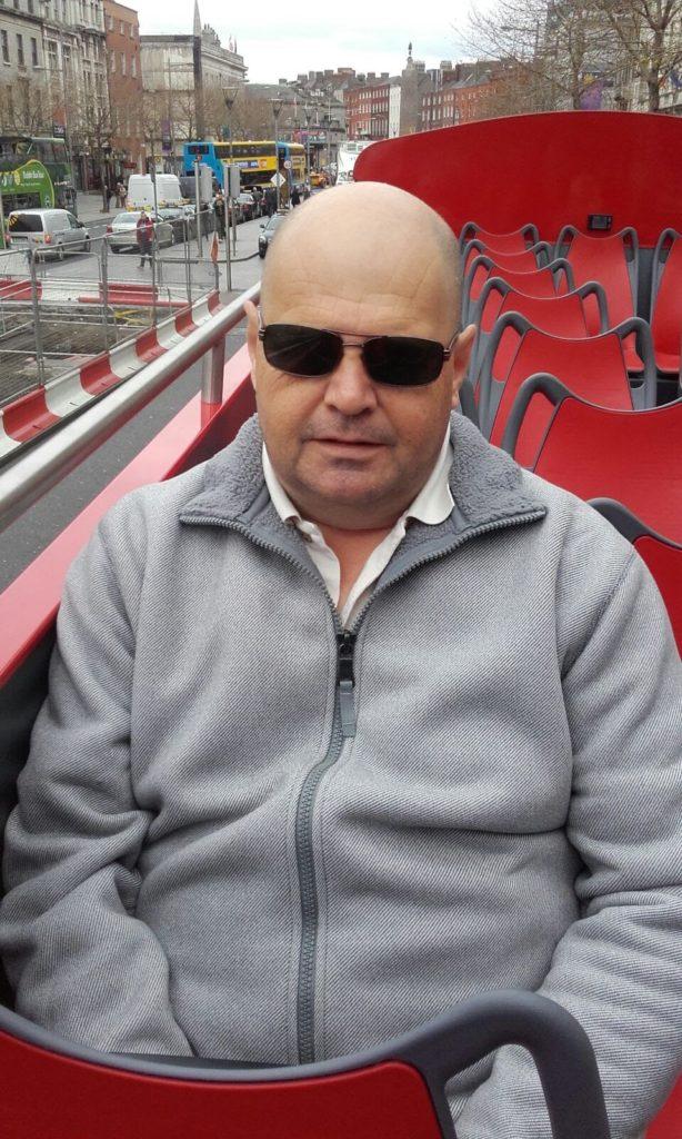 Peter Gordon – Trip to Dublin